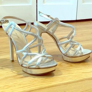 GREAT CONDITION Pelle Moda strappy platform sandal